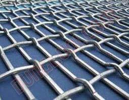 Lưới đan chữ nhật -1, Chi tiết lưới đan chữ nhât - 1