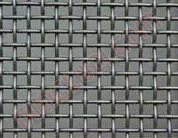 Lưới đan ô vuông 1, Lưới inox đan ô vuông 1