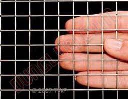Lưới hàn ô vuông 3, Chi tiết lưới hàn hình ô vuông