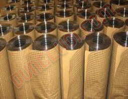 Lưới thép hàn bọc nhựa - Dungluoi.com