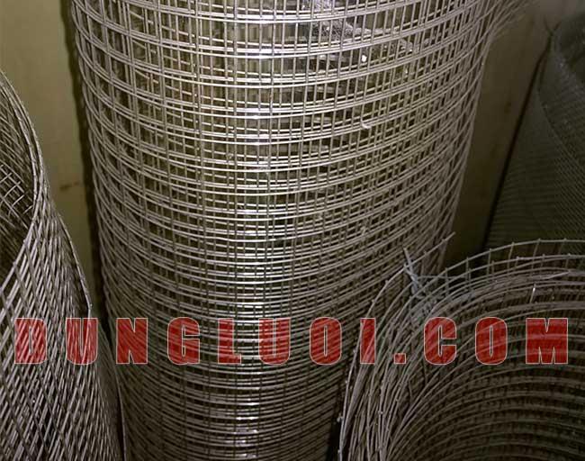 Lưới thép hàn ô vuông