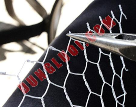 Lưới mắt cáo inox 316