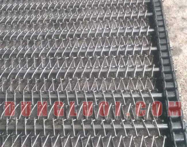 Lưới thép băng tải