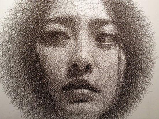 Kiệt tác nghệ thuật lạ mắt từ lưới thép - 3