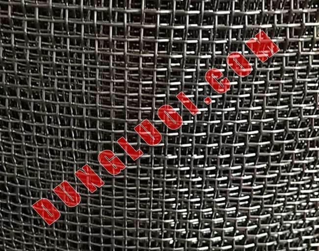 Lưới inox đan trơn