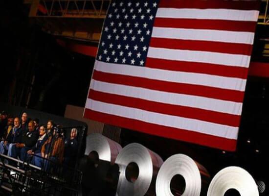 Mỹ tăng thuế thép nhập khẩu