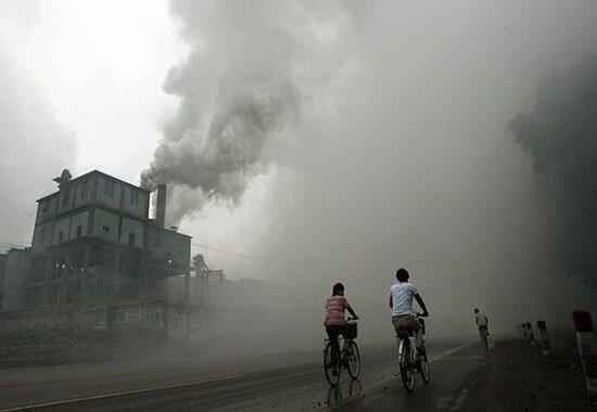 Ô nhiễm không khí tại Trung Quốc