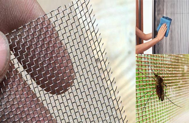 Ưu điểm lưới chống muỗi