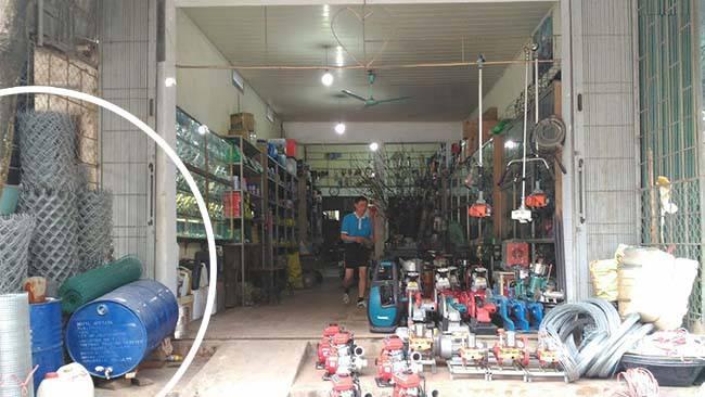 Mua lưới inox tại cửa hàng kim khí