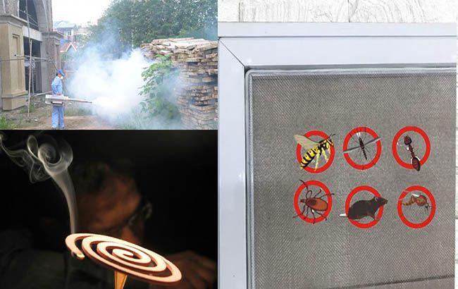 Hoá chất chống muỗi hay lưới chống muỗi