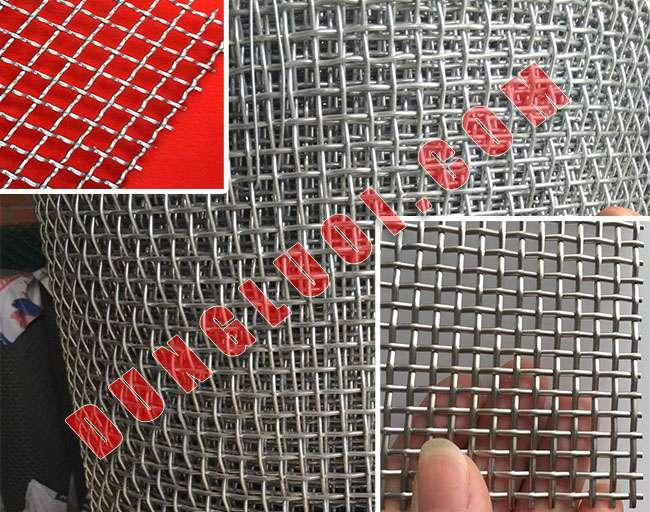 Lưới đan inox 201