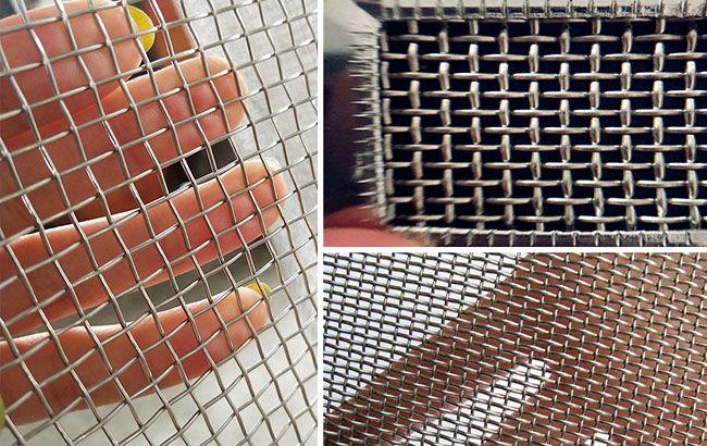 Ưu điểm của lưới đan inox 201