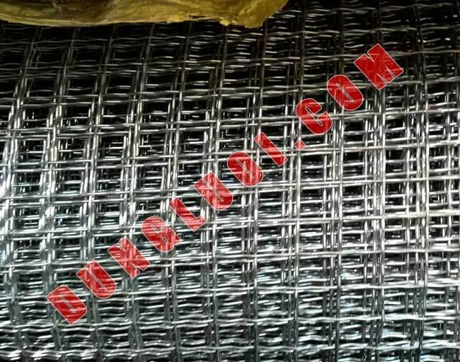 Lưới sắt đan ô vuông