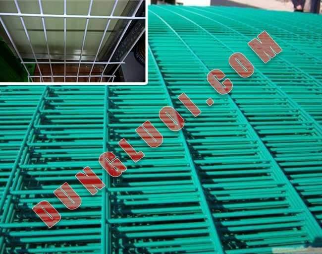 Lưới sắt hàn bọc nhựa