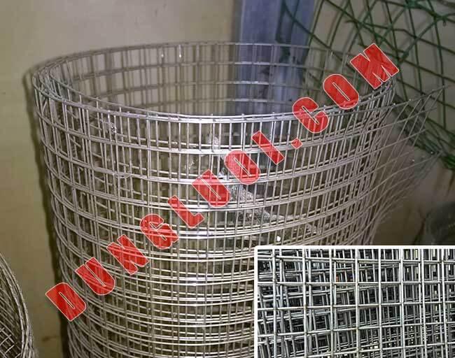 Lưới sắt hàn ô vuông